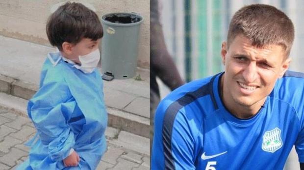 Sốc: Cầu thủ Thổ Nhĩ Kỳ giết con trai khi có triệu chứng nhiễm Covid-19 - Ảnh 1.