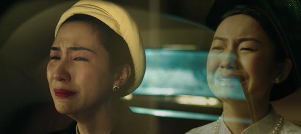 Hòa Minzy chính thức ra mắt MV sau 2 năm vắng bóng, kể lại bi kịch của Nam Phương Hoàng hậu mất người mình yêu vào tay người thứ ba - Ảnh 19.