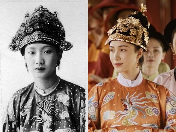 Câu chuyện thật phía sau lời hứa của Vua Bảo Đại và lá thư đánh ghen Nam Phương Hoàng hậu gửi cho Lý Lệ Hà được tái hiện trong MV mới của Hoà Minzy - Ảnh 4.