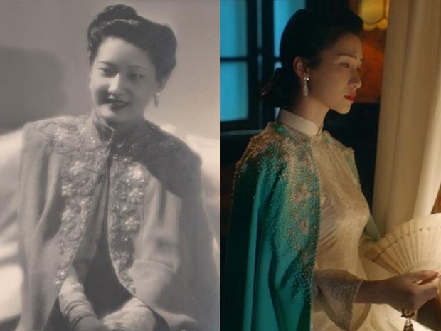 Câu chuyện thật phía sau lời hứa của Vua Bảo Đại và lá thư đánh ghen Nam Phương Hoàng hậu gửi cho Lý Lệ Hà được tái hiện trong MV mới của Hoà Minzy - Ảnh 13.
