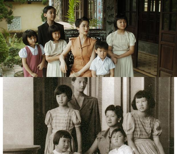 Câu chuyện thật phía sau lời hứa của Vua Bảo Đại và lá thư đánh ghen Nam Phương Hoàng hậu gửi cho Lý Lệ Hà được tái hiện trong MV mới của Hoà Minzy - Ảnh 9.