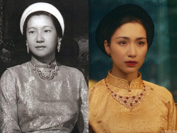 Câu chuyện thật phía sau lời hứa của Vua Bảo Đại và lá thư đánh ghen Nam Phương Hoàng hậu gửi cho Lý Lệ Hà được tái hiện trong MV mới của Hoà Minzy - Ảnh 12.