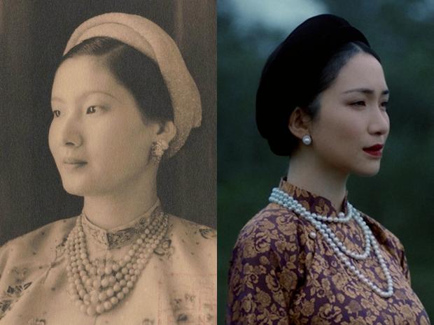 Câu chuyện thật phía sau lời hứa của Vua Bảo Đại và lá thư đánh ghen Nam Phương Hoàng hậu gửi cho Lý Lệ Hà được tái hiện trong MV mới của Hoà Minzy - Ảnh 5.