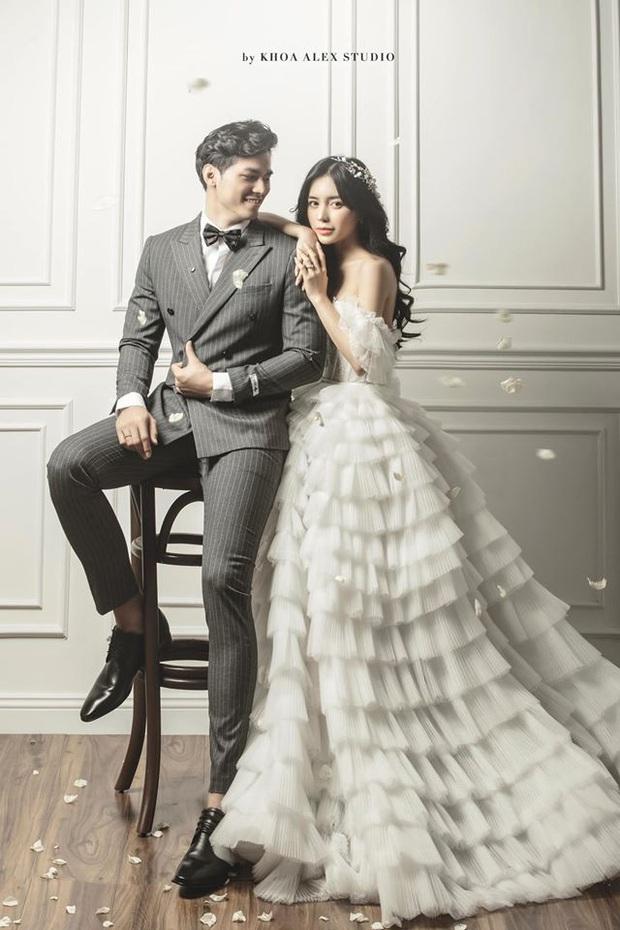 Trang Anna nói gì khi chồng chưa cưới người Thái bị giơ tận 3 bảng màu Tím tại Người ấy là ai? - Ảnh 7.