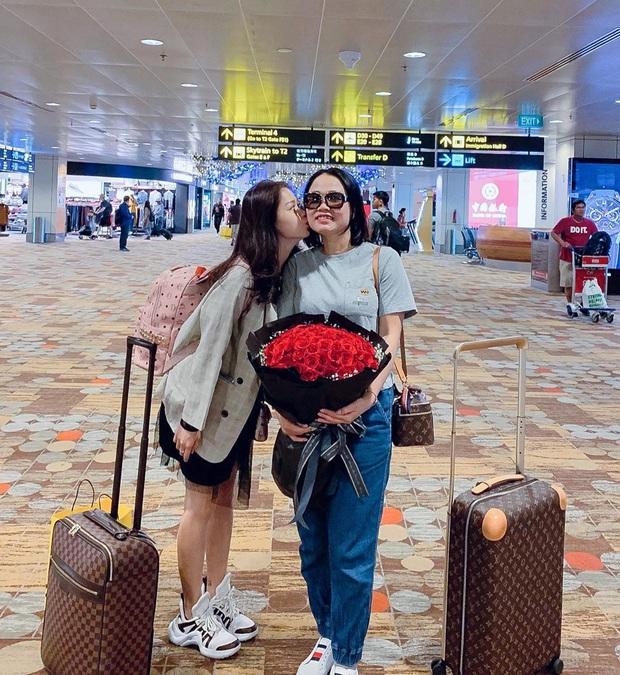 Bạn gái rich kid của Quang Hải sở hữu loạt túi hiệu từ Gucci đến Chanel, đi du lịch sương sương cũng phải mang vali Louis Vuitton sành điệu - Ảnh 3.