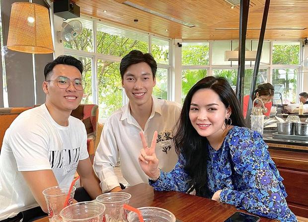 Tưởng là nữ chính ngôn tình, Vũ Thanh Quỳnh bất ngờ trở thành nữ phụ đam mỹ của Alan Phạm & 1 hot boy khác! - Ảnh 3.