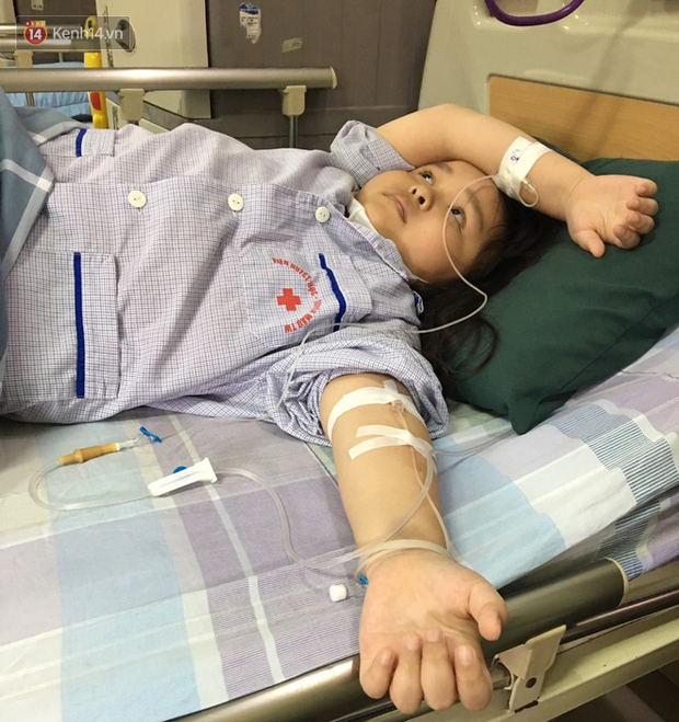 """Bé gái 8 tuổi bị ung thư máu buộc phải ghép tuỷ: """"Con ước đây chỉ là giấc mơ thôi mẹ, tỉnh dậy con sẽ khỏe mạnh như trước"""" - Ảnh 5."""