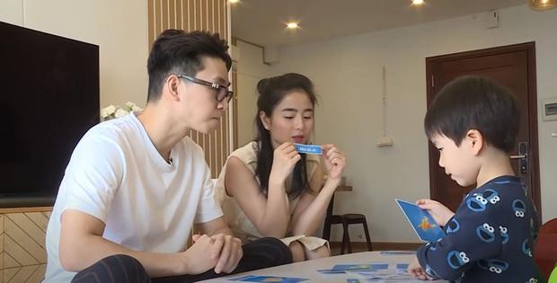 Con trai Thu Trang rạng rỡ khi nghe mẹ nhắc đến bé Sol - quý nữ nhà Đoan Trang - Ảnh 5.