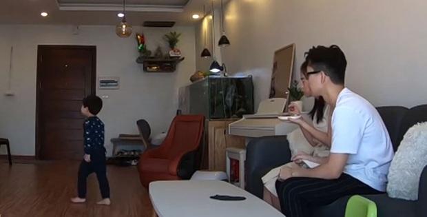 Con trai Thu Trang rạng rỡ khi nghe mẹ nhắc đến bé Sol - quý nữ nhà Đoan Trang - Ảnh 7.