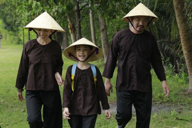 Con trai Thu Trang rạng rỡ khi nghe mẹ nhắc đến bé Sol - quý nữ nhà Đoan Trang - Ảnh 3.