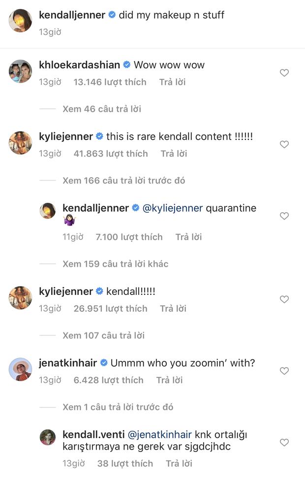 Kendall Jenner diện váy sexy ngả ngốn sương       sương mà hốt 6 triệu like, có gì mà chị em Kardashian phải khen hiếm? - Ảnh 4.