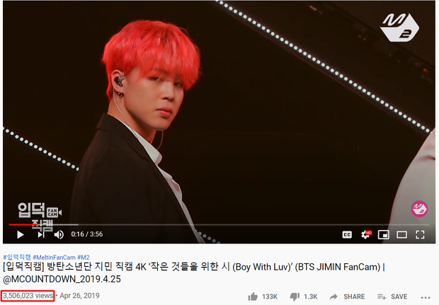 """Top 15 fancam của nam idol trên Mnet: View của quán quân gấp đôi hạng 2, fancam thành viên nhóm """"em trai"""" BTS được Knet gọi là huyền thoại - Ảnh 24."""