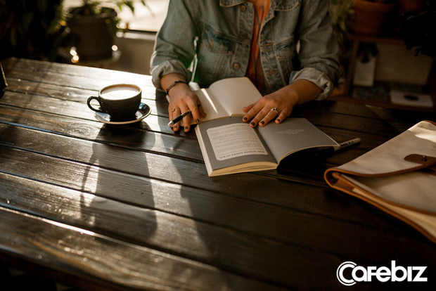 Ba cấp độ đọc sách quyết định vị thế của bạn: Kẻ tầm thường giành đọc, người thông minh đọc có hiệu quả, người xuất chúng đọc có ý nghĩa  - Ảnh 2.