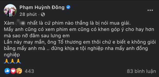 Hậu Cánh Diều Vàng, Huỳnh Đông - Bảo Nhân khẳng định không hề drama gây hấn gì nhau, NSND Hồng Vân nực dùm Lan Ngọc - Ảnh 2.
