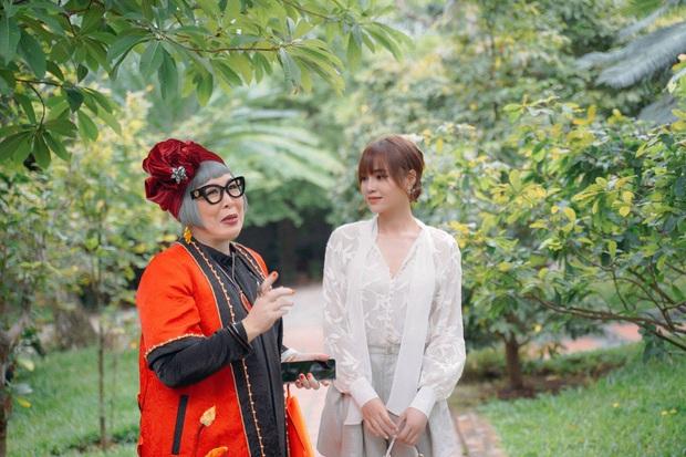 Hậu Cánh Diều Vàng, Huỳnh Đông - Bảo Nhân khẳng định không hề drama gây hấn gì nhau, NSND Hồng Vân nực dùm Lan Ngọc - Ảnh 7.
