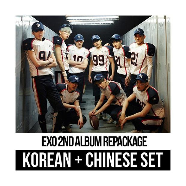 Netizen Hàn chọn 6 album huyền thoại của Kpop: Gà nhà SM và YG chiếm đến 5 vị trí, cái tên còn lại không cần nói ai cũng đoán ra - Ảnh 2.