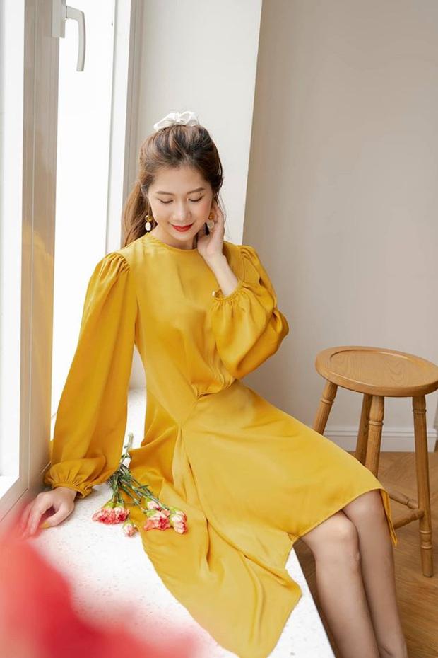 14 mẫu váy liền mỏng mát mà cực kỳ sang chảnh giá chỉ từ 300k: Nàng công sở tha hồ điệu đà trong Hè này - Ảnh 11.