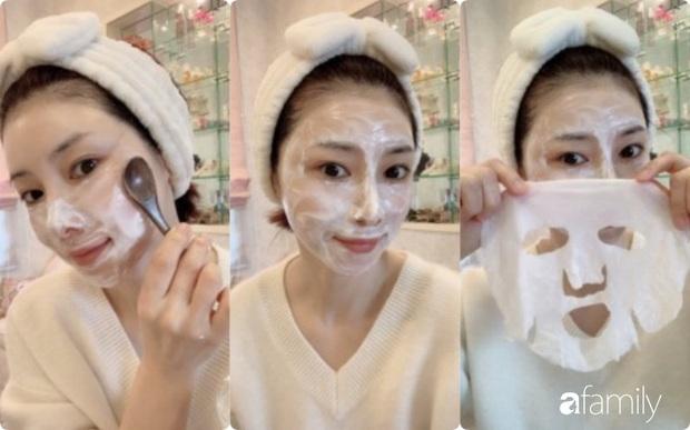 Phù thủy làn da người Nhật 53 tuổi da dẻ vẫn căng mịn như gái 18: Bí quyết chỉ ở 2 bước dưỡng rẻ bèo mà ai cũng làm được - Ảnh 11.
