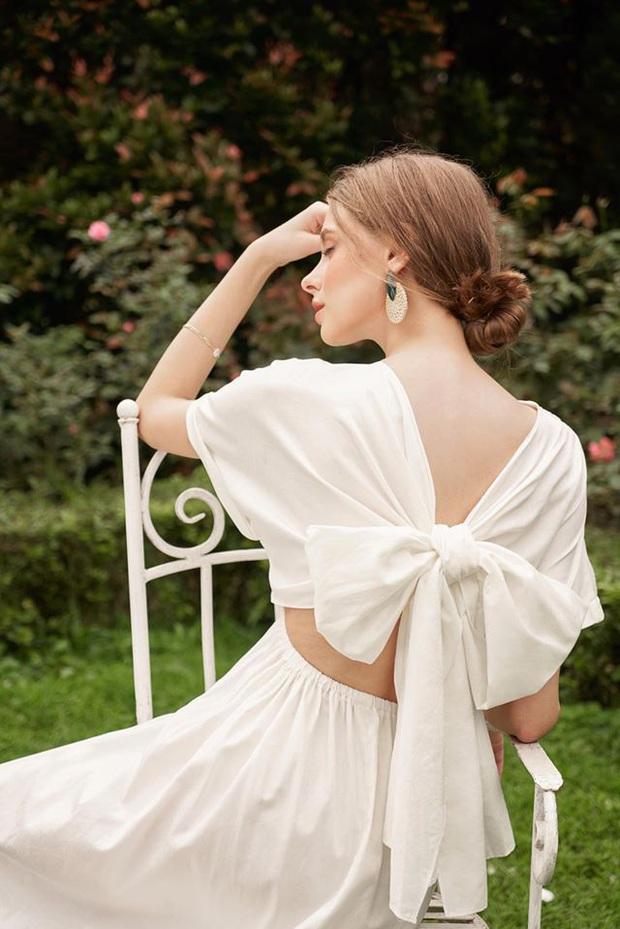 14 mẫu váy liền mỏng mát mà cực kỳ sang chảnh giá chỉ từ 300k: Nàng công sở tha hồ điệu đà trong Hè này - Ảnh 12.