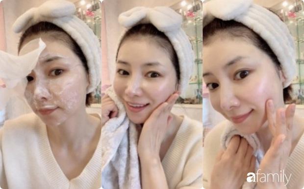 Phù thủy làn da người Nhật 53 tuổi da dẻ vẫn căng mịn như gái 18: Bí quyết chỉ ở 2 bước dưỡng rẻ bèo mà ai cũng làm được - Ảnh 12.