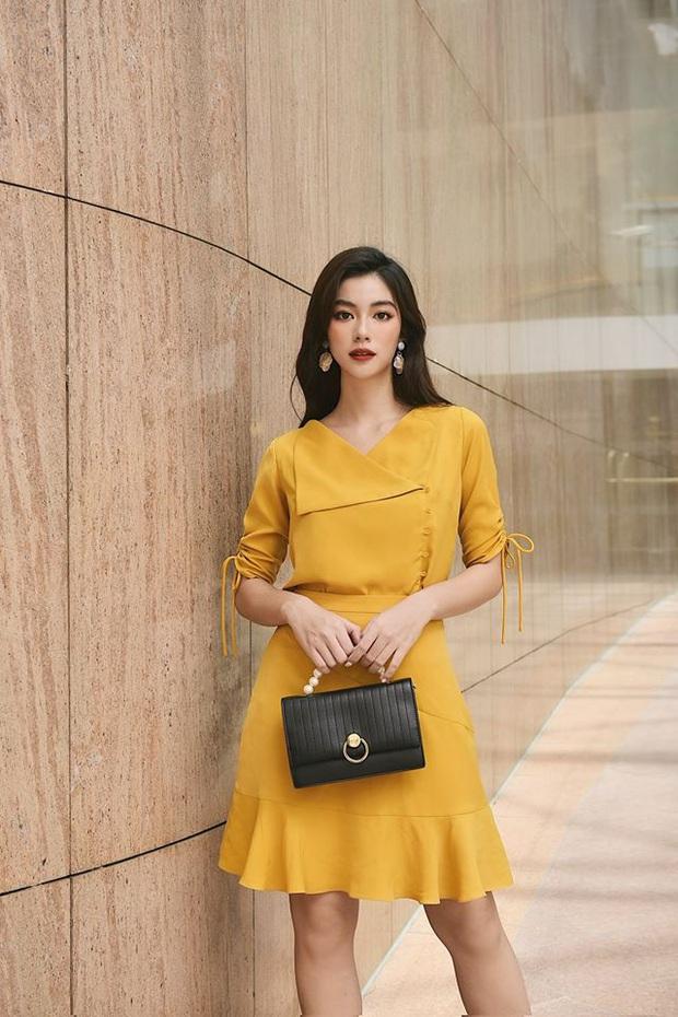 14 mẫu váy liền mỏng mát mà cực kỳ sang chảnh giá chỉ từ 300k: Nàng công sở tha hồ điệu đà trong Hè này - Ảnh 16.