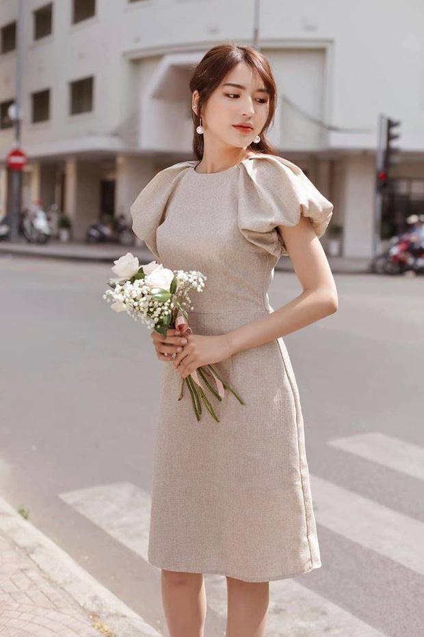 14 mẫu váy liền mỏng mát mà cực kỳ sang chảnh giá chỉ từ 300k: Nàng công sở tha hồ điệu đà trong Hè này - Ảnh 9.