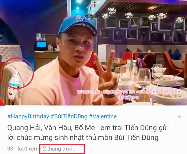 Lộ bằng chứng Quang Hải công khai đưa Huỳnh Anh ra mắt bạn bè chỉ sau 4 ngày bị bắt gặp đi ăn với Nhật Lê? - Ảnh 2.