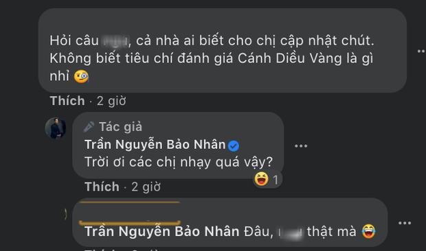 Drama nhẹ hậu Cánh Diều Vàng: Cha đẻ Gái Già Lắm Chiêu lên Facebook ahihi nực cười, Huỳnh Đông lên tiếng tôi không mua giải? - Ảnh 6.
