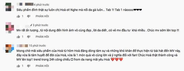 Châu Đăng Khoa, Jun Phạm, K-ICM và loạt sao Việt khen ngợi MV mới của Hòa Minzy nhưng netizen lại có phản ứng trái chiều - Ảnh 12.