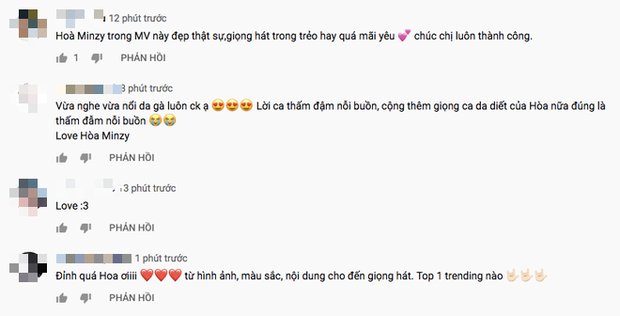 Châu Đăng Khoa, Jun Phạm, K-ICM và loạt sao Việt khen ngợi MV mới của Hòa Minzy nhưng netizen lại có phản ứng trái chiều - Ảnh 13.