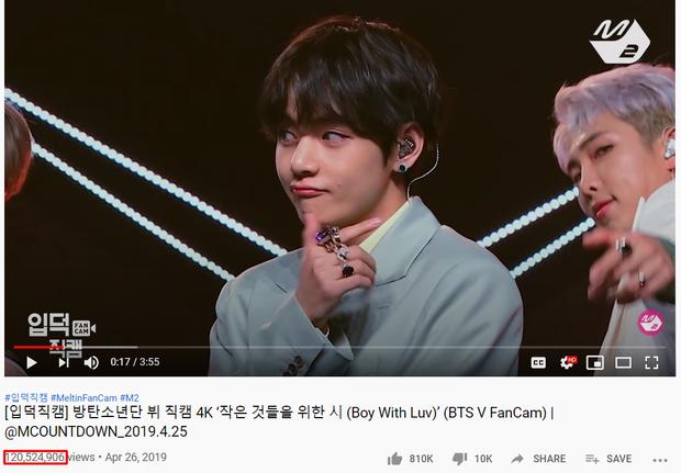 """Top 15 fancam của nam idol trên Mnet: View của quán quân gấp đôi hạng 2, fancam thành viên nhóm """"em trai"""" BTS được Knet gọi là huyền thoại - Ảnh 30."""