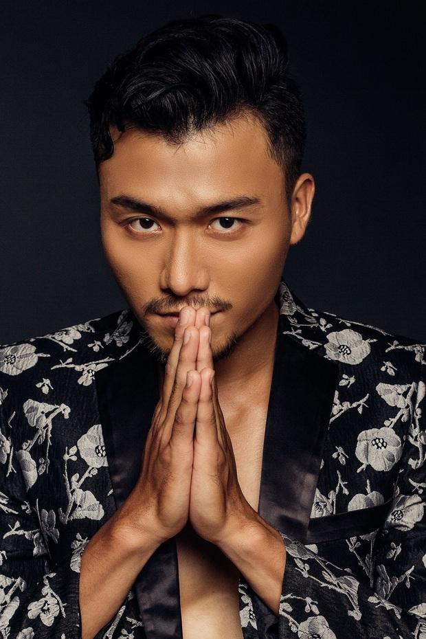Nam chính cực hot vào vai vua Bảo Đại trong MV mới của Hoà Minzy: Cao 1m8 với body phát mê, từng được Minh Hằng cưng hết mức - Ảnh 4.