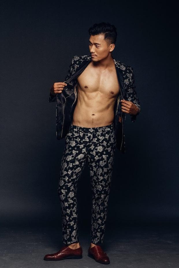 Nam chính cực hot vào vai vua Bảo Đại trong MV mới của Hoà Minzy: Cao 1m8 với body phát mê, từng được Minh Hằng cưng hết mức - Ảnh 6.