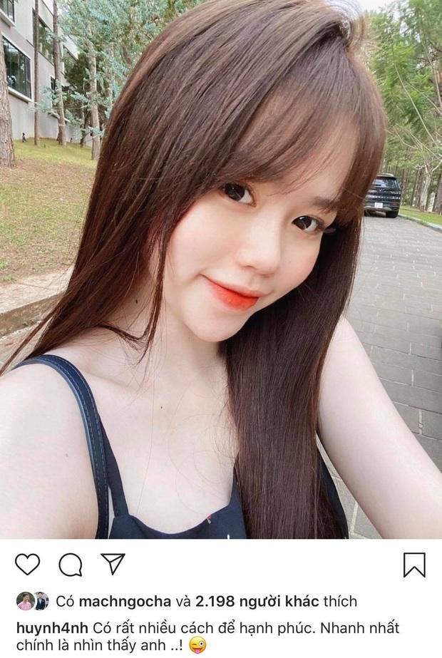 Huỳnh Anh đăng cực nhiều status về hạnh phúc trước khi cùng Quang Hải công khai hẹn hò - Ảnh 3.