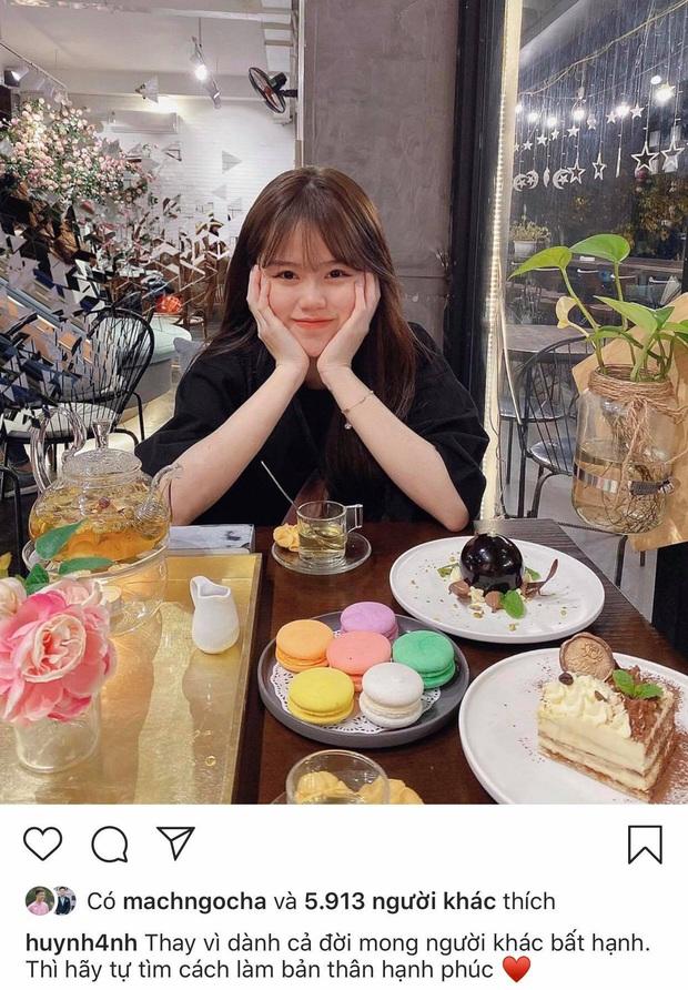Huỳnh Anh đăng cực nhiều status về hạnh phúc trước khi cùng Quang Hải công khai hẹn hò - Ảnh 1.