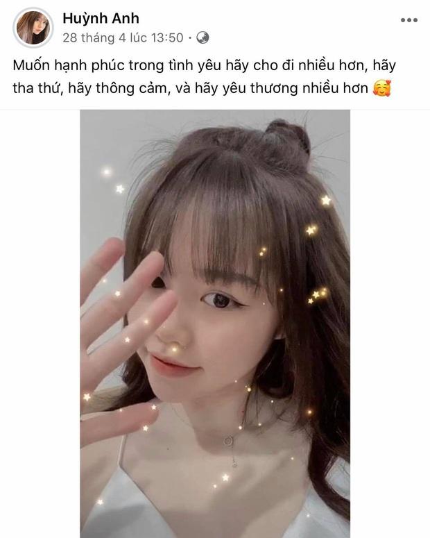 Huỳnh Anh đăng cực nhiều status về hạnh phúc trước khi cùng Quang Hải công khai hẹn hò - Ảnh 9.