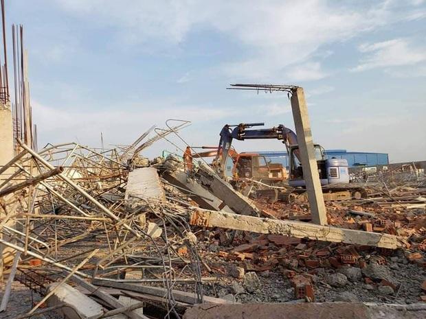 NÓNG: Sập công trình kinh hoàng ở Đồng Nai, 10 người tử vong - Ảnh 3.