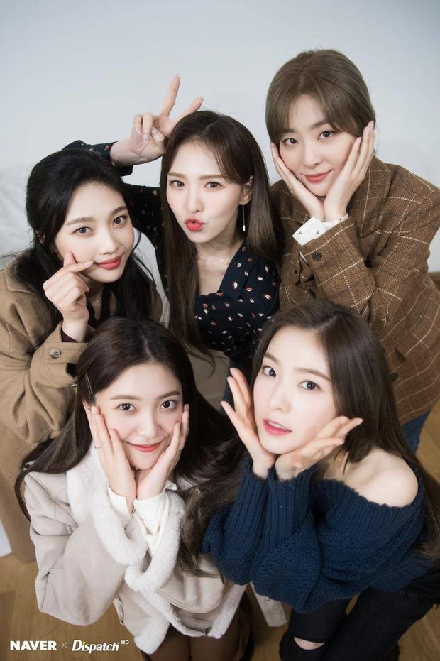 Ly kỳ chuyện 5 mỹ nhân Red Velvet được SM tuyển chọn: Irene là nữ thần từ hồi thực tập, Yeri gây xôn xao vì được chủ tịch cưng? - Ảnh 3.