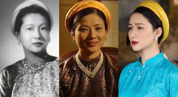 Trước Hòa Minzy gần 20 năm, còn có một phiên bản Nam Phương hoàng hậu gây sốt màn ảnh nhỏ - Ảnh 2.