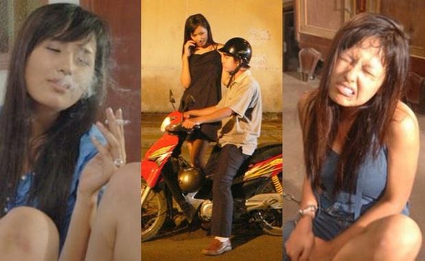 7 pha phá hoại dung nhan vì vai diễn đáng nể của mỹ nhân Việt: Đỉnh cao nhất là màn lột da toàn thân của Thúy Ngân - Ảnh 8.