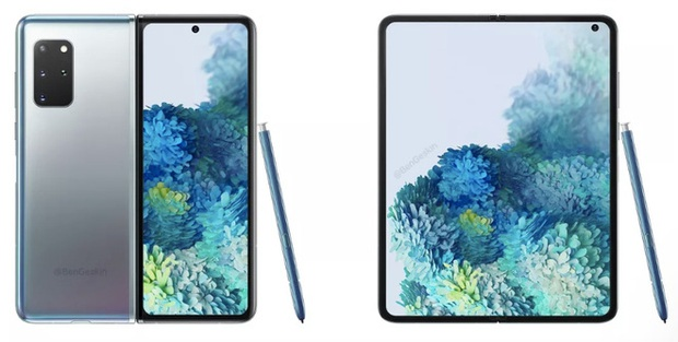 Tổng hợp tin đồn về Galaxy Fold 2: Có phiên bản giá rẻ, hỗ trợ bút S-Pen, màn hình ngoài siêu lớn? - Ảnh 1.