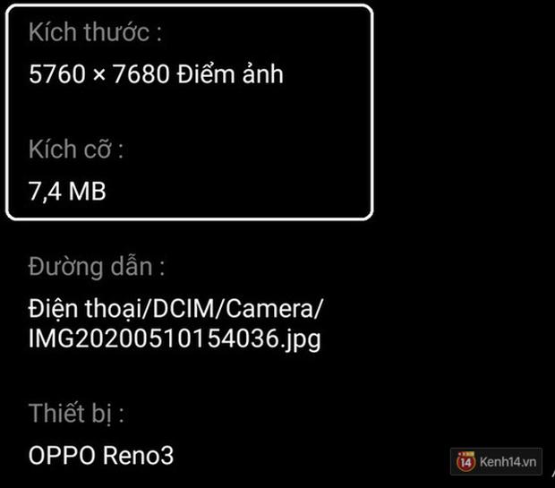 Đánh giá chi tiết camera Reno3 bằng góc nhìn của người nghiện ảnh chân dung và selfie - Ảnh 7.