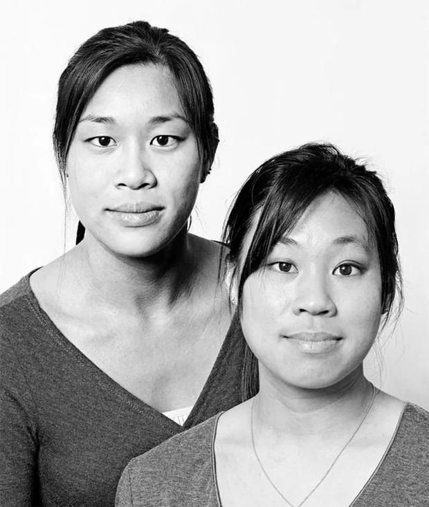 20 năm đi tìm những người xa lạ trông như sinh đôi để chụp ảnh, nhiếp ảnh gia cho ra đời bộ ảnh về hiện tượng bí ẩn chưa có lời giải - Ảnh 14.