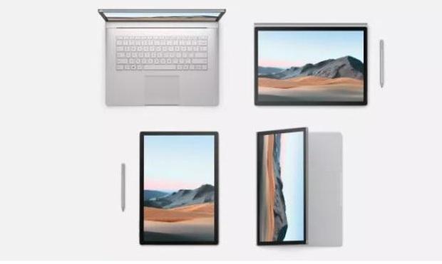 Surface Book 3 đối đầu với MacBook Pro 2020: Kẻ tám lạng, người nửa cân, xứng danh anh hào laptop thế giới - Ảnh 3.