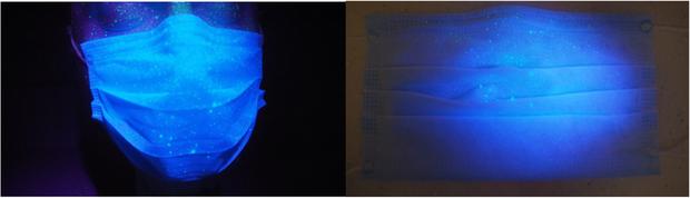 Nhà khoa học MIT đang phát triển những chiếc khẩu trang tự động phát sáng khi dính virus corona - Ảnh 4.