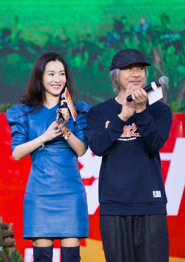 Kênh thông tin lớn tiết lộ Trương Bá Chi và Châu Tinh Trì chuẩn bị kết hôn, nhưng phản ứng của người xem mới đáng chú ý - Ảnh 7.