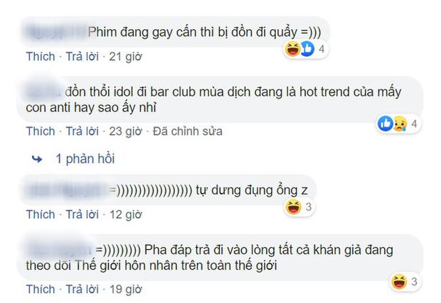 Bị cáo buộc đi bar mùa Cô Vy, Jo Kwon phản pháo cực chất: Người ta ở nhà xem Thế Giới Hôn Nhân chứ bộ! - Ảnh 6.
