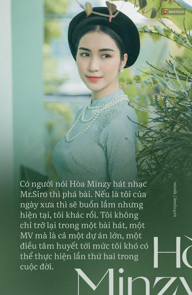 Hòa Minzy: Thị phi từng chặn đứng sự nghiệp ca hát của tôi - Ảnh 3.