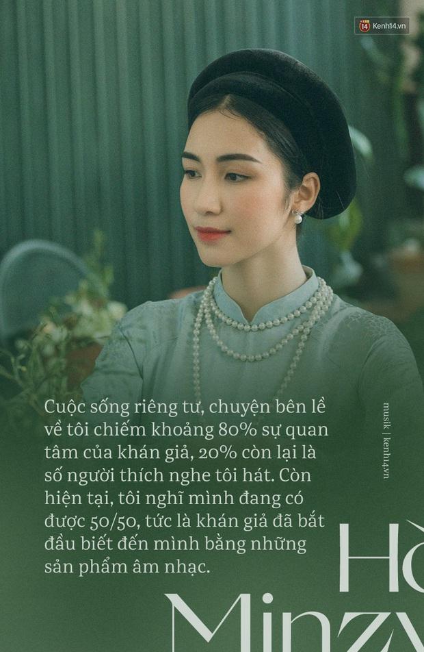 Hòa Minzy: Thị phi từng chặn đứng sự nghiệp ca hát của tôi - Ảnh 4.
