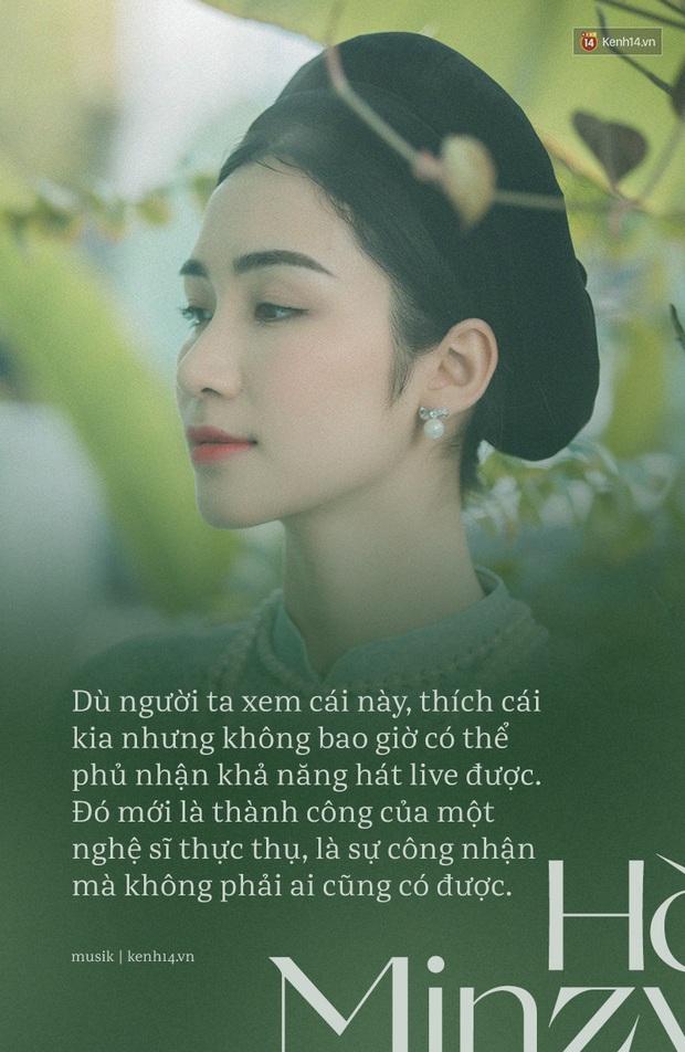 Hòa Minzy: Thị phi từng chặn đứng sự nghiệp ca hát của tôi - Ảnh 10.